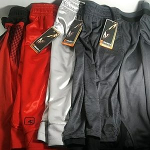 (4) All Courts Shorts